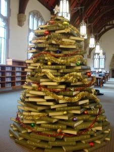 Scottie Bookmas Tree