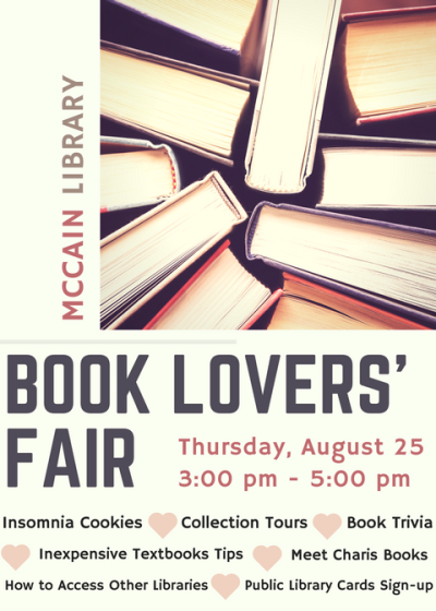 Book Lovers' Fair