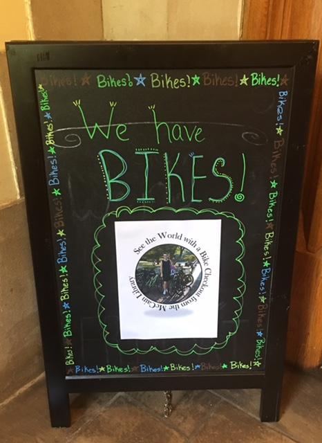 Bike promo