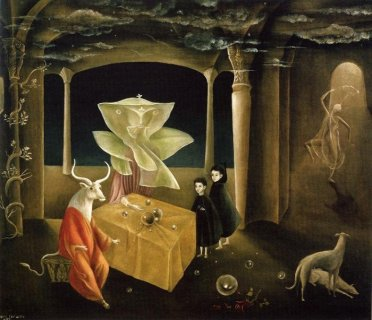 leonora-carrington-and-then-we-saw-the-daughter-of-the-minotaur-1953