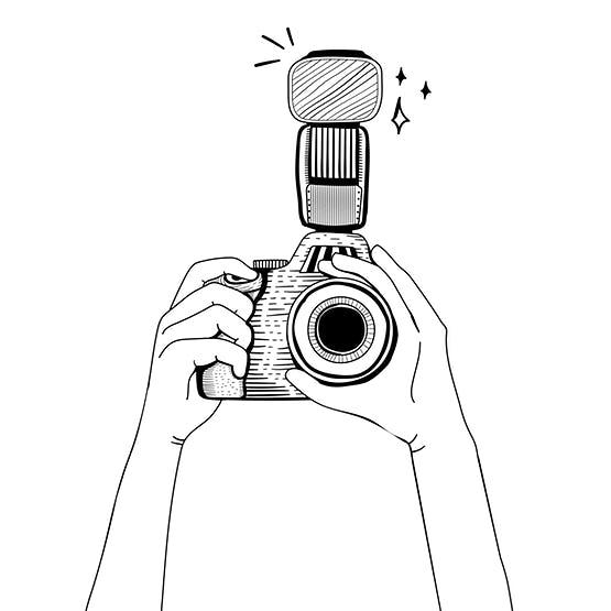 snapping camera