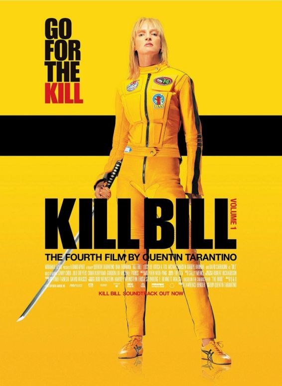 Oct_Kill Bill Volume 1