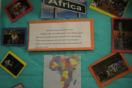 African and Black Culture Dance Display 005