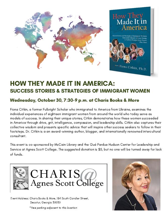 Charis Books Event