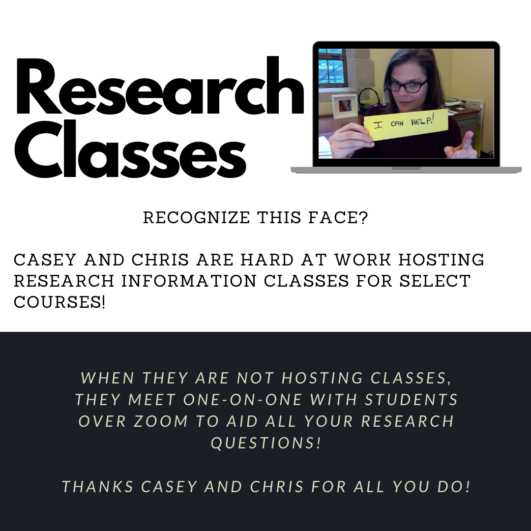 Casey and Chris Classes