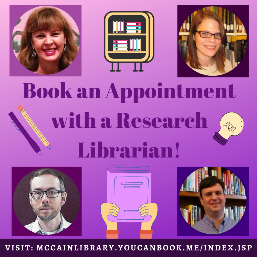 Research Librarians