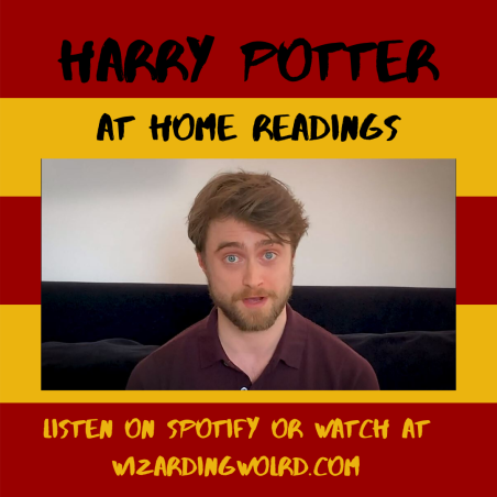 Harry Potter At Home Readings