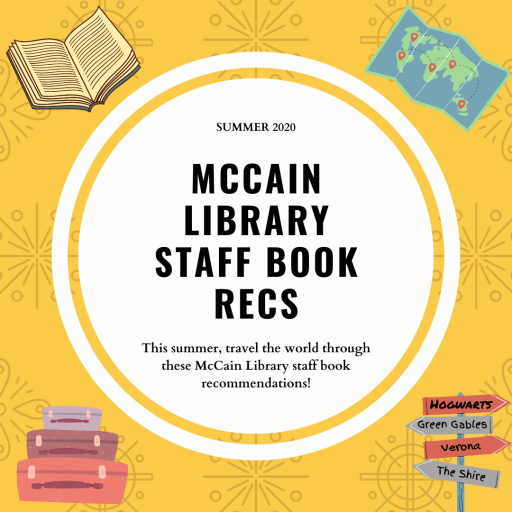 Staff Summer Books Recs