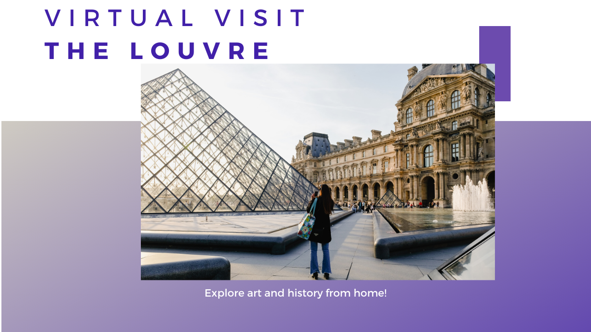 Virtual Tour: The Louvre